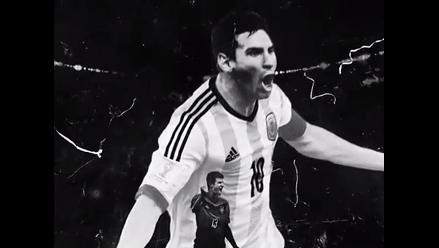 Lionel Messi y Thomas Müller aparecen en comercial de la final del Mundial