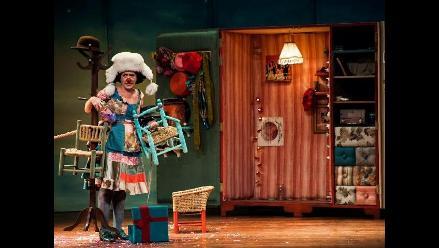 Wendy Ramos llegó con Cuerda al Teatro Plaza Norte