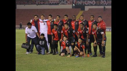Melgar empató 1-1 con León de Huánuco y deja ir la punta del Apertura
