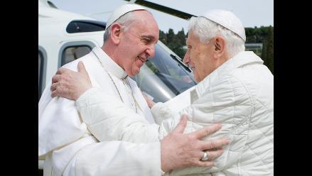 Descartan que papa Francisco o Benedicto oren por sus equipos en Mundial
