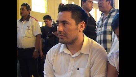 Paul Olórtiga está en Piura y no se fugará del país, según hermano