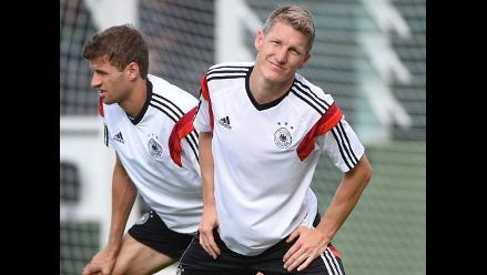 Bastian Schweinsteiger: Mascherano es el líder de una jauría de lobos