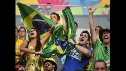 Holanda-Brasil: hinchas viven el duelo por el tercer puesto