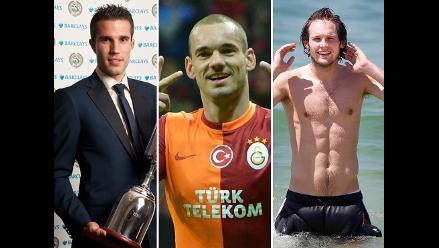 ¡Así se defiende Holanda!: Los seis jugadores más sexys