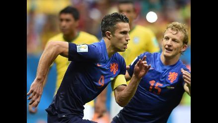 Brasil vs. Holanda: ´Scratch´ volvió a ser humillado; cayó 3-0 ante la ´Orange´