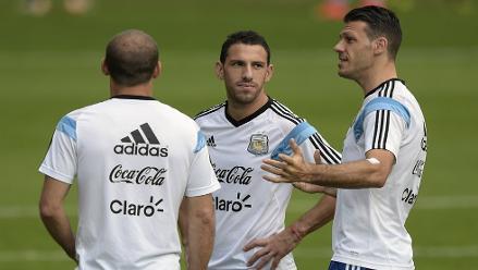 Brasil 2014: Así entrena Argentina para enfrentar a Alemania por la final
