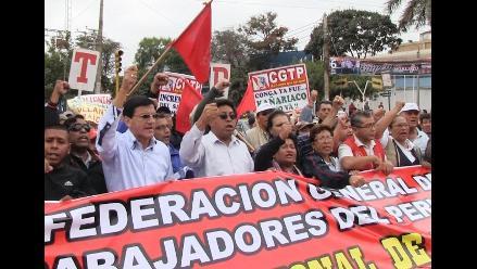 Lambayeque: estatales piden suspender aplicación de Ley Servir