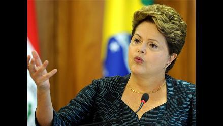 Rousseff: Mundial no fue perfecto por eliminación brasileña