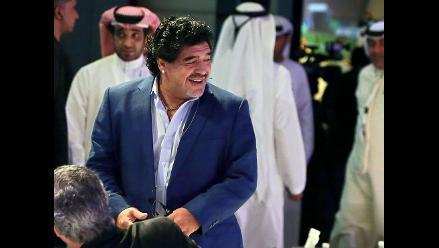 Maradona, de cara a la final: Tenemos más hambre de gloria que los alemanes