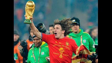 Carles Puyol: Alemania merece el título pero le voy a Messi y Mascherano