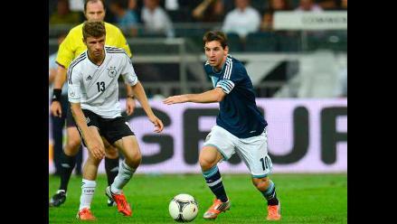 Alemania vs. Argentina: Un duelo que ya lo ganó Messi en tierras teutonas