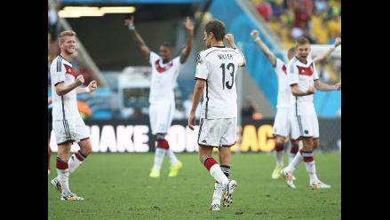 Alemania quiere llegar al récord de Brasil e Italia en los Mundiales