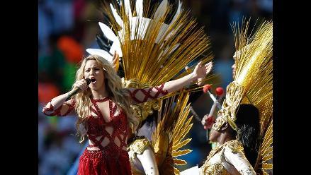 Brasil 2014: rumores de Shakira embarazada crecen en Twitter