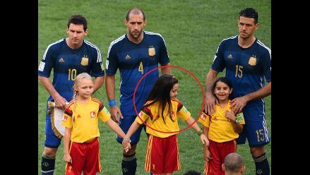 Alemania vs. Argentina: Luana Camino, la niña peruana presente en la final