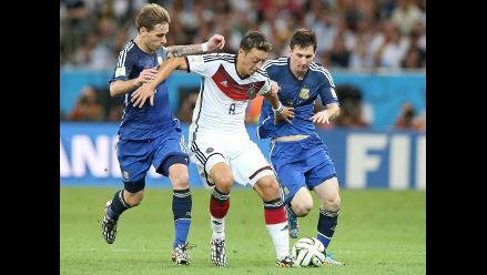 Final entre Alemania y Argentina es la séptima que se va al alargue