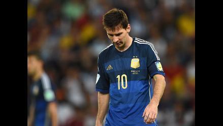 Lionel Messi: No me interesa el Balón de Oro, quería la Copa del Mundo