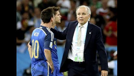 Alejandro Sabella: Lionel Messi sí merecía el Balón de Oro