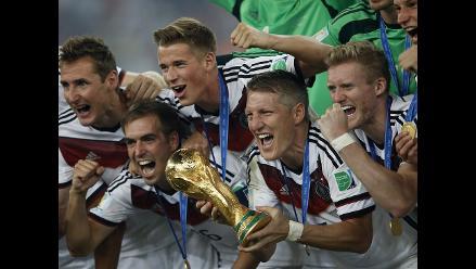 Argentina vs. Alemania: Los germanos con gol de Götze logran el título mundial