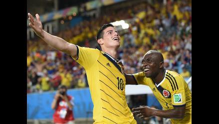 Así reaccionó James Rodríguez tras enterarse que ganó la Bota de Oro