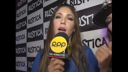 Video: Tilsa Lozano feliz con su videoblog