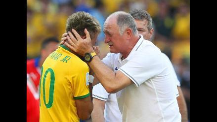 Estos son los números de Scolari con Brasil tras la debacle del Mundial