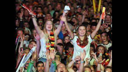 Berlín prepara fiesta total para recibimiento de selección de Alemania