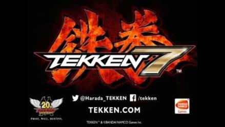 Tekken 7, confirmado