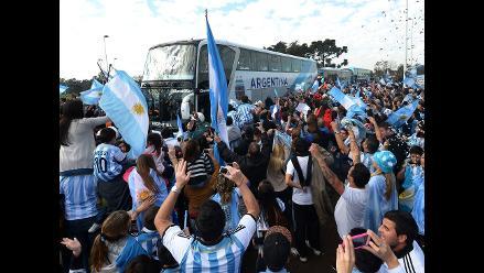 Cristina Fernández felicita a selección por defender colores