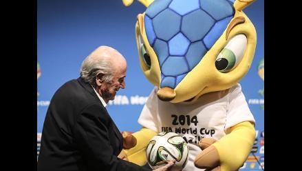Joseph Blatter califica a Brasil 2014 como una Copa casi perfecta