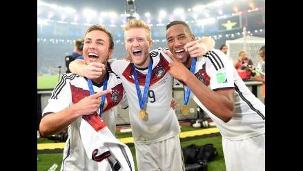 Cinco claves por las que Alemania fue campeón del mundo en Brasil