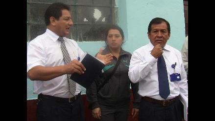 Chiclayo: cambian a directora de colegio tras protesta de padres
