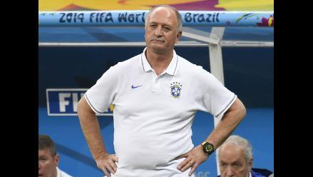 Luiz Felipe Scolari fue despedido oficialmente y Brasil busca reemplazo