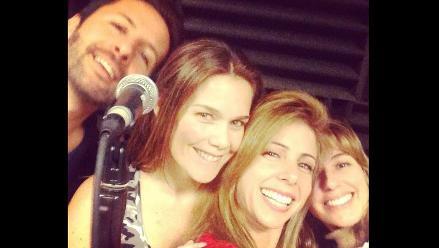 Fiorella Cayo comparte en Twitter el reencuentro de Torbellino