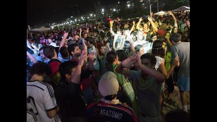 Brasil recibió a más de un millón de personas de 200 países en el Mundial