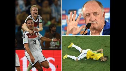 Repasa lo bueno, malo y feo del Mundial Brasil 2014
