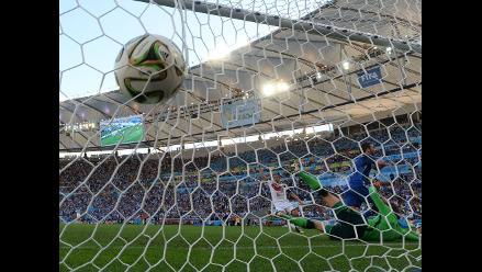 Los diez mejores goles que se marcaron en el Mundial Brasil 2014