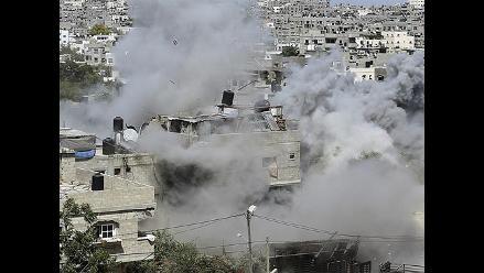 Liga Árabe apoya pedido de Abbas de protección internacional para Gaza