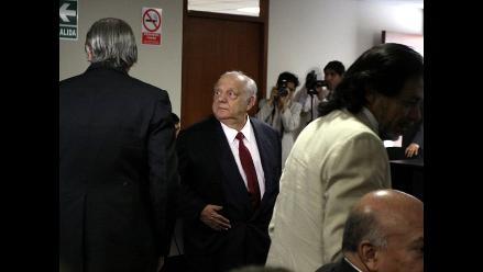 Caso petroaudios: Este jueves se inicia interrogatorio a Alberto Químper