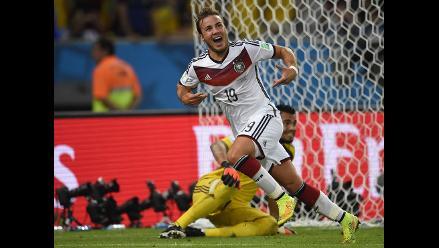 Alemania, sus cuatros títulos en el Mundial como un reflejo de su historia