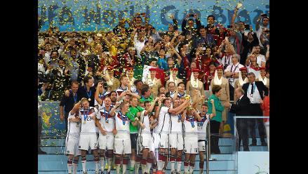 Se enviaron 48,5 millones de fotos durante el Mundial de 2014