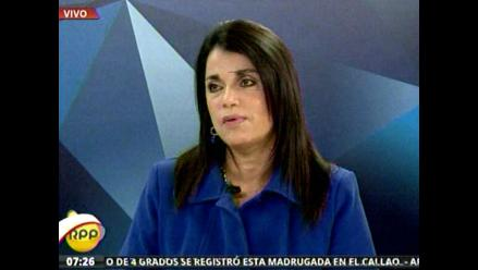 Pilar Freitas: No retiraré mi candidatura de lista de Susana Villarán