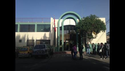 Arequipa: candidato acusado de violación permanece detenido