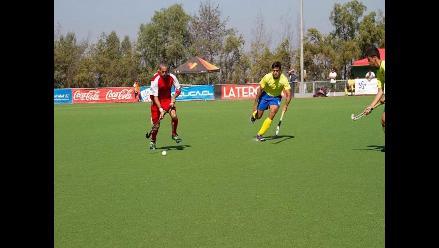 Primera selección de Hockey de Chiclayo se prepara para torneo