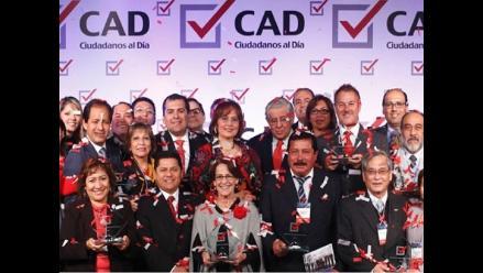 CAD entregó los premios a las Buenas Prácticas en Gestión Pública