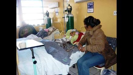 La Libertad: Se reduce número de muertes por neumonía