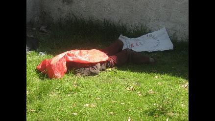 Arequipa: hallan sin vida a joven reportado como desaparecido