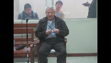 Poder Judicial confirma sentencia que absolvió a exalcalde Luis Valdez