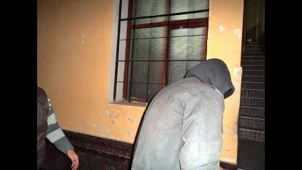 Cajamarca: policías muestran malestar por comparecencia de reincidente