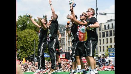 Medios argentinos hacen eco y responden burla de la selección alemana
