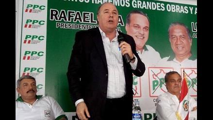 Lambayeque: líder del PPC arremete contra Humberto Acuña